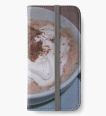 Cafe Coffee iPhone Wallet/Case/Skin