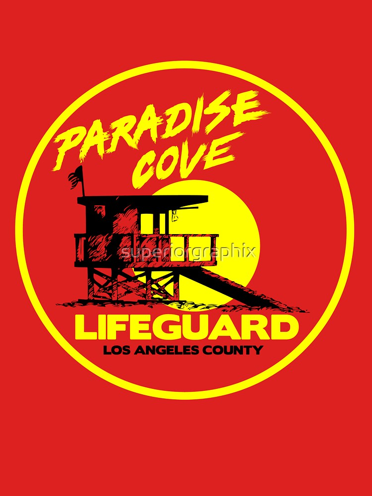 Baywatch Lifeguard by superiorgraphix