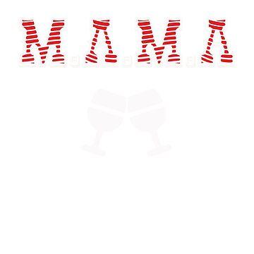 Mama Bear needs a beer T-Shirt by ShopDesignz