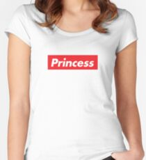 Princess Supreme Women's Fitted Scoop T-Shirt