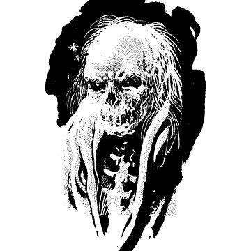Skull Face by Megatrip