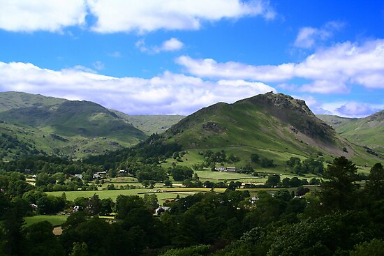 Grasmere by Chris Rollason