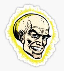 Great Bald Head Sticker