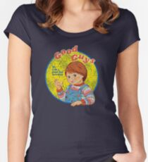 Good Guys (Child's Play) Women's Fitted Scoop T-Shirt