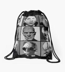 Universal Warhol Black&White Drawstring Bag