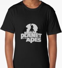 Apes on Horseback Long T-Shirt