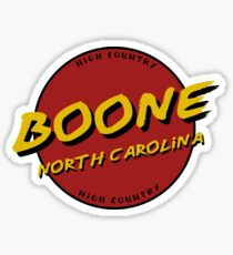 Boone - High Country Sticker