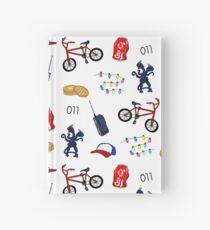 Stranger Patterns Hardcover Journal