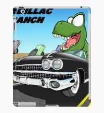 Cadillac Ranch  iPad Case/Skin