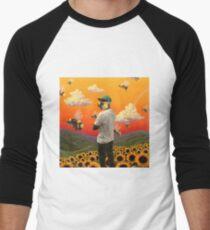 Scum Fuck Flower Boy Men's Baseball ¾ T-Shirt