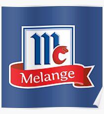 Dune Mahou Melange Beer Brand Parody Poster
