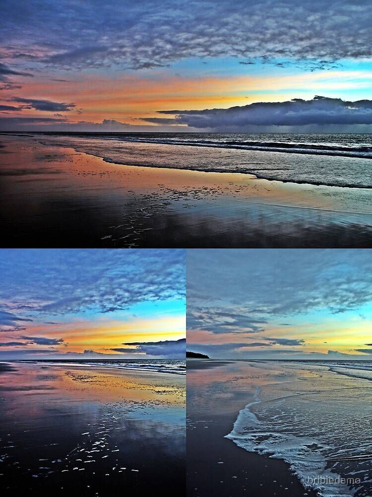 Sunrise Collage by bribiedamo