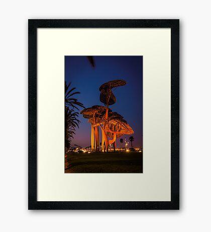 """Pineda"" Framed Print"