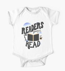 Readers Gonna Read. Books Funny. Kids Clothes