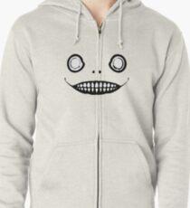 Nier: Automata (Emil's Head) Zipped Hoodie