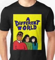 Different World T-Shirt