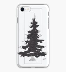 Lonely Fir iPhone Case/Skin