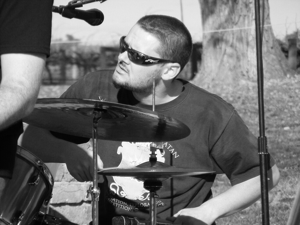 The Drummer by Adam Cole