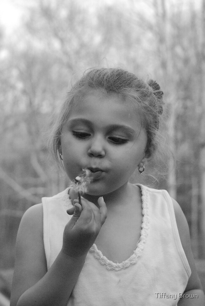 Making A Wish by Tiffany Brown