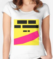 S__ P_____ N____ M___ T__ B_______ Women's Fitted Scoop T-Shirt