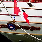 The Bark Europa at Charlottetown Harbour, PEI Canada by Shulie1