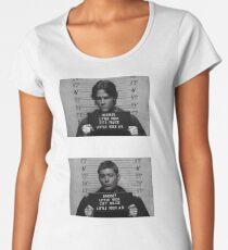 Supernatural Mugshot's Women's Premium T-Shirt