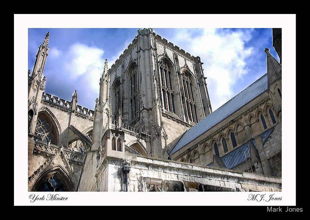 York Minster by Mark  Jones