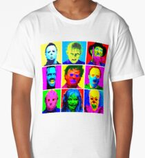 Horror Pop Long T-Shirt