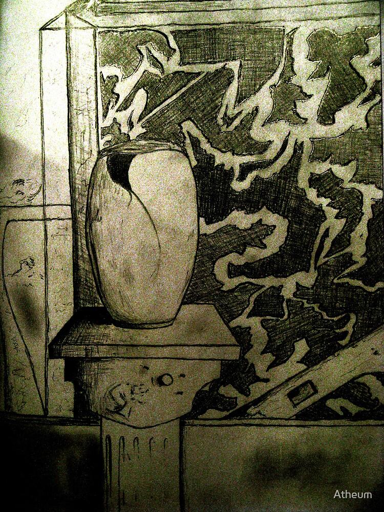Ceramic Pot by Atheum