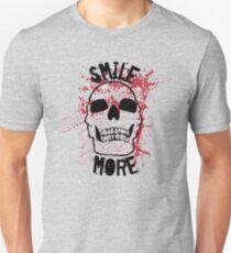Smile More! Unisex T-Shirt