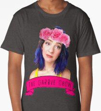 The Gabbie Show Flower Crown Edit 2 Long T-Shirt