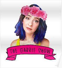 The Gabbie Show Flower Crown Edit 2 Poster