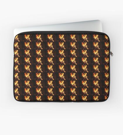 Flammen Laptoptasche