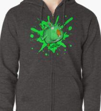 Brutes.io (Chibbit Green) Zipped Hoodie