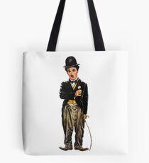 Chaplin, charlie, charlie chaplin, famous, actor, comedian, movie, cinema, Tote Bag
