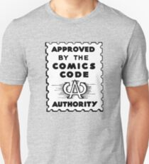 Comics Code Approved Unisex T-Shirt
