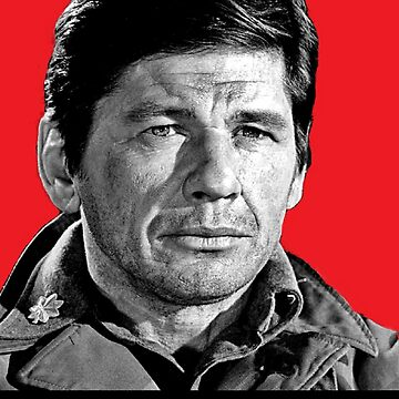 CHARLES BRONSON by fhloston123
