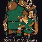 oo-de-lally by louros