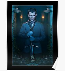 Klaus Mikaelson The Originals - Season 2 - Promotional Poster  Poster