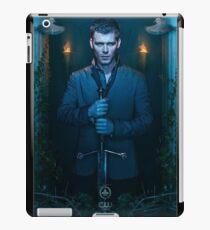 Klaus Mikaelson The Originals - Season 2 - Promotional Poster  iPad Case/Skin