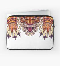 Mecha-Tiger Pounce Laptop Sleeve
