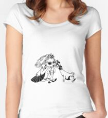 Eloise Women's Fitted Scoop T-Shirt