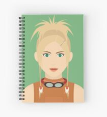 Rikku Spiral Notebook