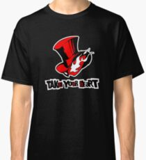 Persona 5 - Phantom Thieves Symbol / Take Your Heart Classic T-Shirt