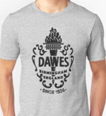 Dawes Cycles DISTRESSED Unisex T-Shirt