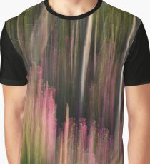 Forest Illusions- Crescendo at Dawn Graphic T-Shirt