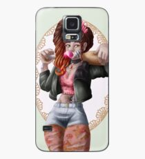 Gritty Gritty Princess Case/Skin for Samsung Galaxy