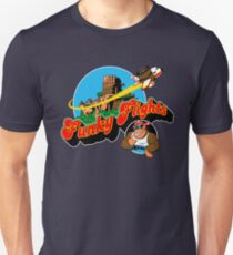 Funky Flights  T-Shirt