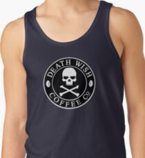 Death Wish Coffee Tank Top