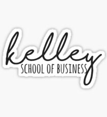 Kelley School of Business Sticker